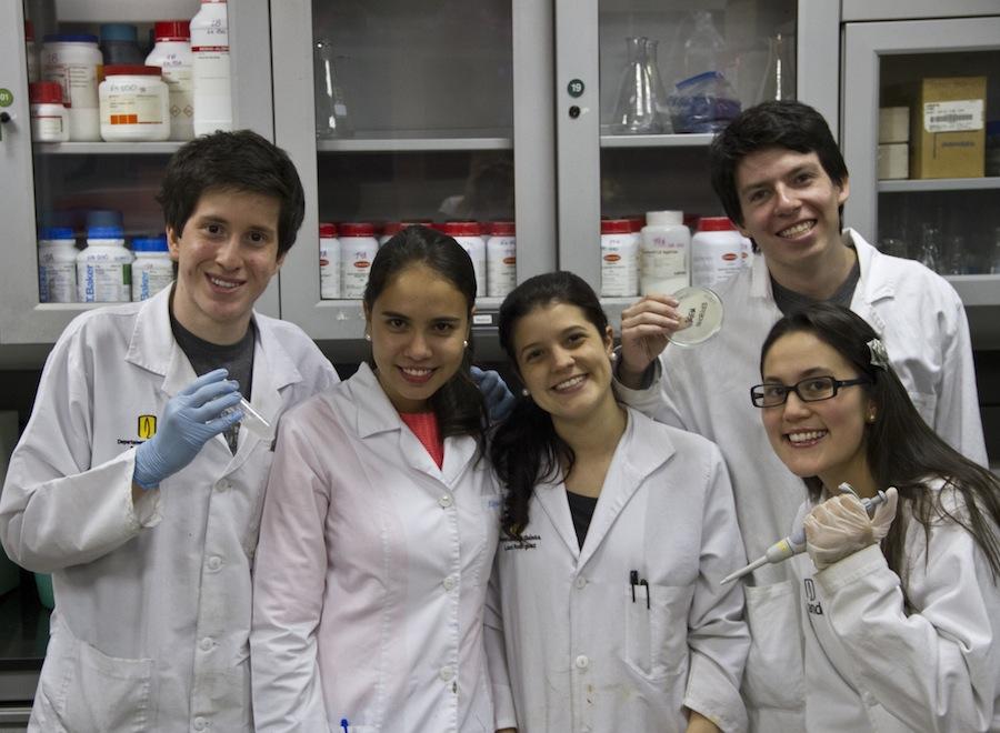 Nace la Red Latinoamericana de Jóvenes Científicos
