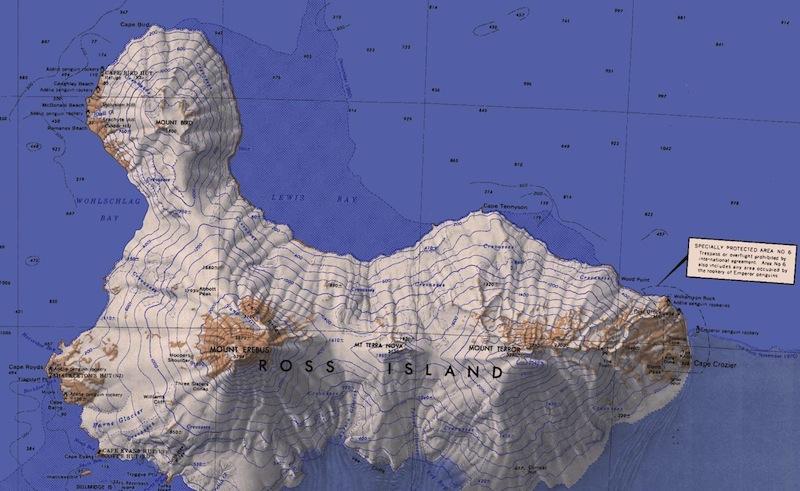 Creando mapas geológicos de la Antártida, la escasez de agua en Chile, y usando desechos de crustáceos en México.