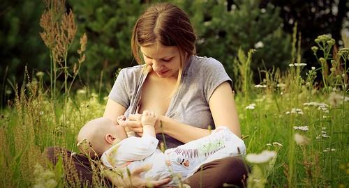 Prácticas de lactancia materna en América Latina