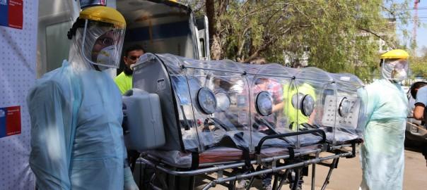 Desde lejos, el ébola agitó fantasmas propios y ajenos en Latinoamérica