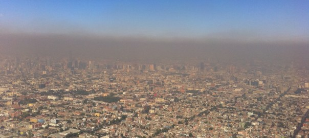 Como la corrupción perjudica los esfuerzos por reducir la contaminación atmosférica en la Ciudad de México