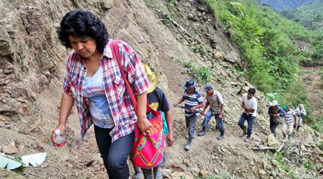 La indignación por los asesinatos recientes ayudará a los ambientalistas en Honduras lograr sus objetivos?