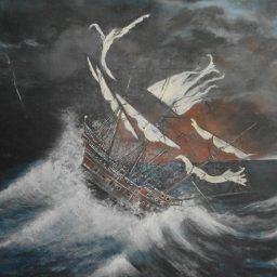 ¿Cómo encontrar los restos de un naufragio sucedido hace 385 años?