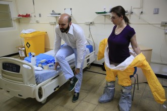 How Latin America prepared for the possibility of an Ebola outbreak